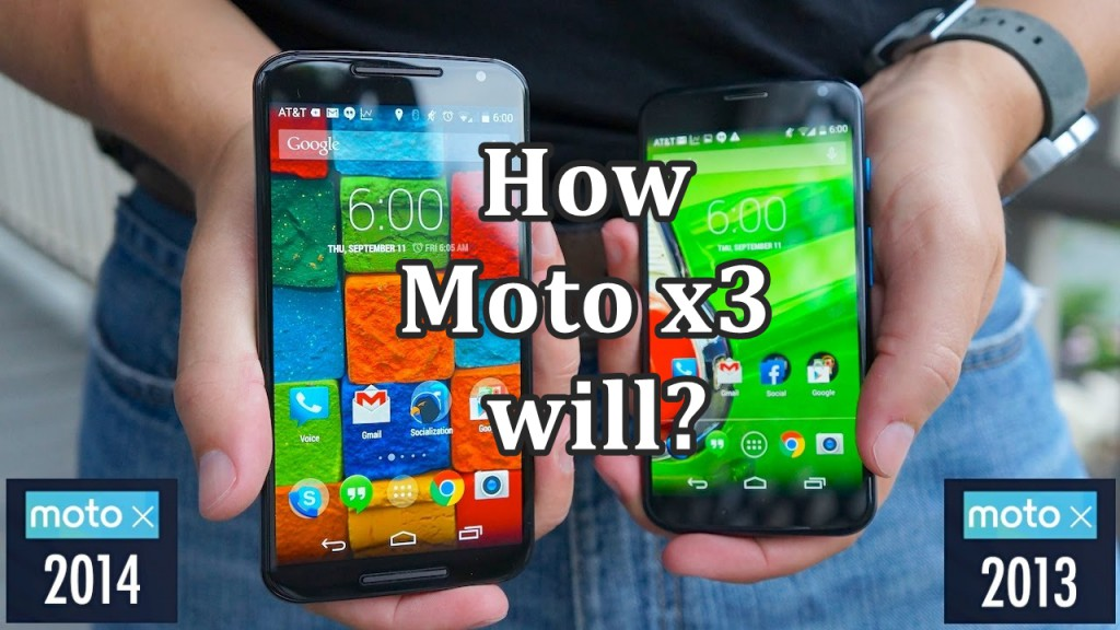 Moto X3 soon going to be launched by Motorola