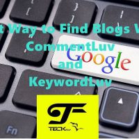 Best Way to Find Blogs With CommentLuv and KeywordLuv Plugin